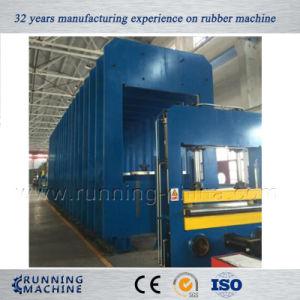 Резиновые ленты конвейера нажмите Vulcanizing (1200*10000 мм)