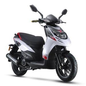 50cc/125cc/150cc gaz Aprilia Scooter avec LED