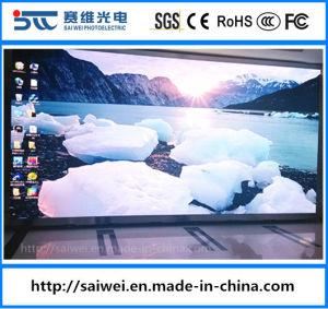 L'intérieur de l'écran vidéo P4 Afficheur LED programmable SMD2121