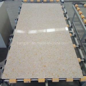 Le marbre de couleur sous forme de dalles de Big Stone Pierre Quartz artificielle