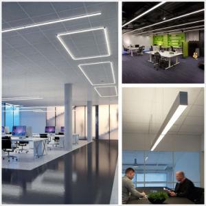 建築天井はLEDの滑走路端燈との取付けられたLEDのアルミニウムプロフィールを引込めた