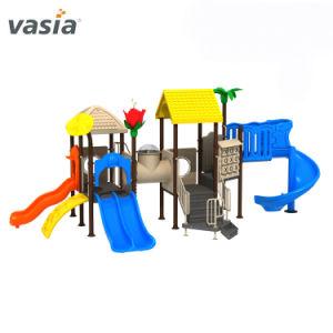 Parque Infantil De Gran Fortaleza De Plastico Juegos Infantiles