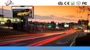 Haute luminosité de la publicité de plein air et de la vidéo de l'écran mural Module P10 Affichage LED