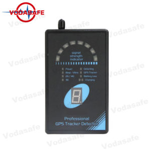 Berufs-GPS-Verfolger-Detektor machen den verborgenen kriechstromfesten Verfolger-Programmfehler des GPS-Verfolger-Exposee-2g 3G 4G GPS das beste Hilfsmittel bekannt, um verborgenen GPS-Verfolger zu finden