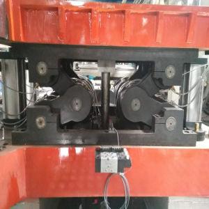 Plus tard trois stations à grande échelle PP plateaux machine de thermoformage en plastique
