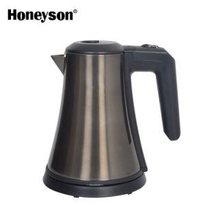 Honeyson haut une bouilloire électrique à 3 minutes de l'eau chaude instantanée bouilloire