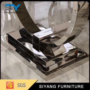 Muebles de hogar silla mesa de comedor mesa de comedor mesa de mármol