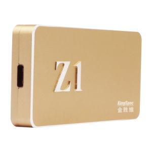 Оригинальные Kingspec USB3.1 Внешний твердотельный накопитель 1 Тб высокой скорости мини твердотельный диск Z1 внешний жесткий диск
