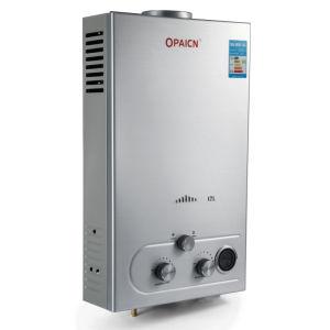 12L calentador de agua de gas natural