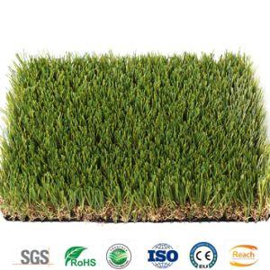 Landschaftsgestaltung des synthetischen Gras-Garten-Rasens für Eurpe Markt