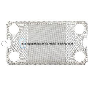 Q030 (lumière) en acier inoxydable Plaque 304/316L'échangeur de chaleur