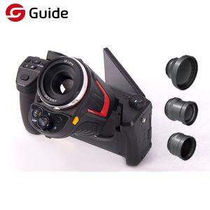5 Screen-bewegliche hohe Auflösung IR-thermographische Kamera, thermischer Infrarottoner, thermische Kamera mit IR-Auflösung 640*480