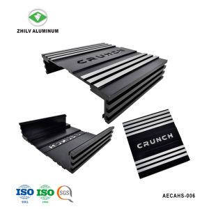 Perfil de aluminio de buena marca colada de coche