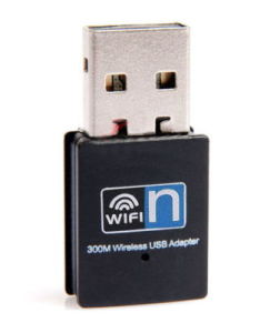 Realtek RTL8192 300Mbps Adaptateur dongle USB WiFi //l'antenne