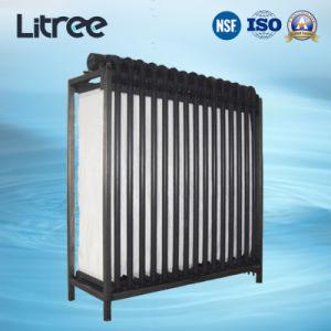 Renforcer le PVC immergé UF membrane pour un système de traitement de l'eau MBR