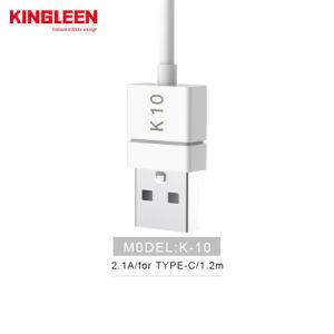2.1A USB cable de datos de salida para uso exclusivo de Tipo C