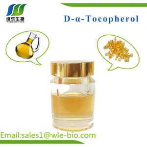 Los alimentos tocoferoles antioxidantes naturales comunes, los Aditivos Alimentarios (E-70, E-90)