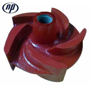 4/3cah & 4/3dah를 위한 D3147 크롬 27% 크롬 슬러리 펌프 임펠러