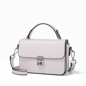 高品質の取り外し可能な革肩ひもが付いている革学生かばんの財布