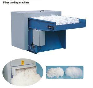 De Kaardende Machine van de Vezel van de polyester