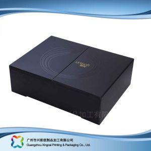 Vakje van de Luxe van het Document van de douane het Stijve Kosmetische (xc-1-013)