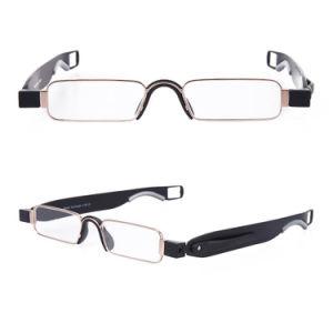 Rotação de 360 graus portátil óculos de leitura de dobragem para Homens  Mulheres 03b5021ce6