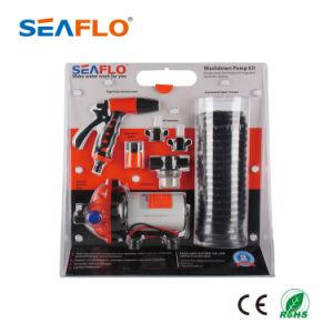 De Pomp van de Wasmachine van de Hoge druk van Seaflo 24V 70psi voor Auto
