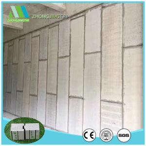 El aislamiento acústico compuesto de fácil instalación el panel de pared tipo sándwich EPS