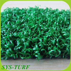 Bunter laufender Spur-Sport-künstlicher Gras-Rasen-künstliches Gras