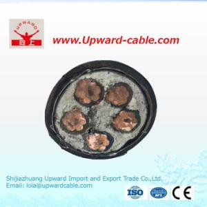 O cobre XLPE cabo de alimentação de baixa tensão