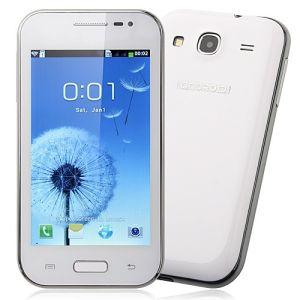 Mini 7100 Smart Phone Android Market 4.0 SO SC6820 1,0Ghz 4.0 polegadas branco da câmera 2.0MP