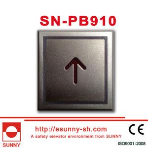 Quadratischer Druckknopf für Höhenruder-Ersatzteile (SN-PB910)