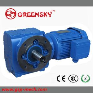 Dispositif de levage du moteur à engrenages à denture hélicoïdale du convoyeur de grue