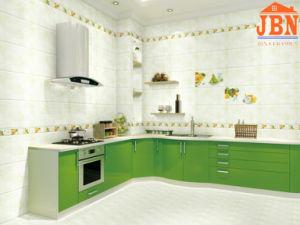 Decorative Kitchen Tiles  Green