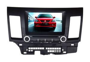 전 미츠비시 Lancer를 위한 GPS를 가진 접촉 스크린 차 DVD 플레이어 (TS8731)