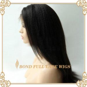 Virgin brésilien Glueless Lace Front perruque de cheveux/Full Lace Wig