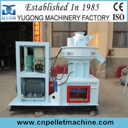 Yugongの工場リングは機械価格を作る木製の餌機械Price/Centrifugal木製の餌を停止する