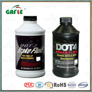 Sistema de Freno Coche líquido de freno líquido DOT-3