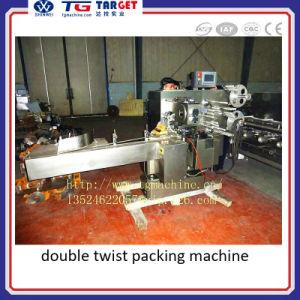 PLC制御を用いるShinweiのブランドのタフィーのキャンディーの包装機械