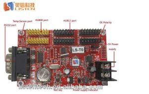 LED-Bildschirmanzeige-Ferncontroller 2048*16