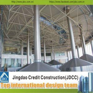 Ce de diseño de la ISO la construcción de la estructura de hierro