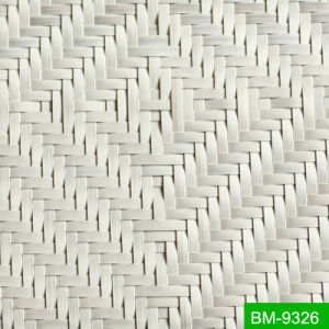 Outdoor Furniture (BM-9326)를 위한 아름다운 Plastic Weaving Wicker