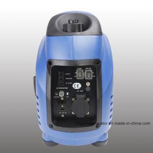 Corrente monofásica 1.5kVA 4 Tempos gerador a gasolina