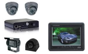 Sistema de Vigilancia de la carretilla Mobile DVR cámara & Car