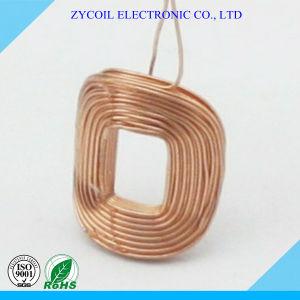Los componentes electrónicos de la bobina de generador personalizado