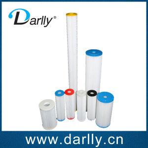 5 10'', 20'', 30'' o cartucho do filtro de pregas com 0,2 mícron