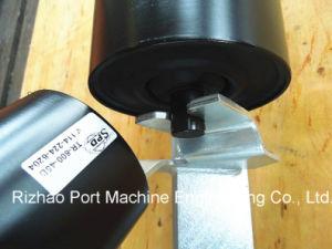 Le SPD l'exploitation minière de la courroie d'acier creux transporter Offset rouleau du convoyeur sur le marché pour l'Australie