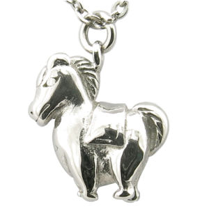 Shape animale Keychains in Small Size Steel Casting Craft