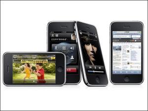 Original Smart Phone 3GS déverrouillé téléphone mobile téléphone cellulaire