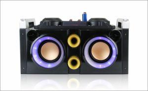 베스트 셀러 휴대용 무선 LED 입체 음향 라디오 FM Bluetooth 스피커